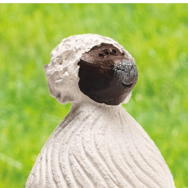 """Weißes Schaf """"Weitmä"""""""