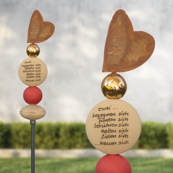 Hochzeits-Stele