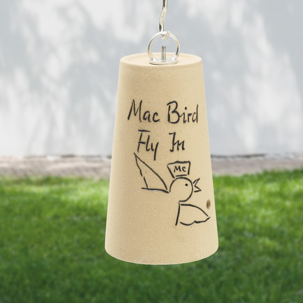 Mac Bird fly in